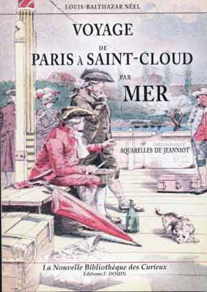 VOYAGE DE PARIS A SAINT-CLOUD PAR MER