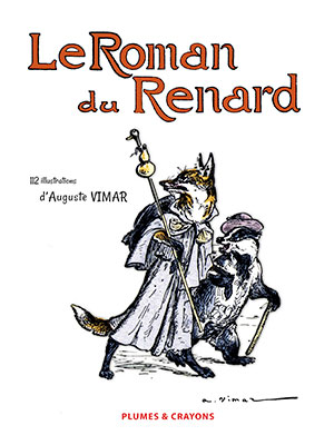 LE ROMAND DU RENARD – Illustrations de Vimar