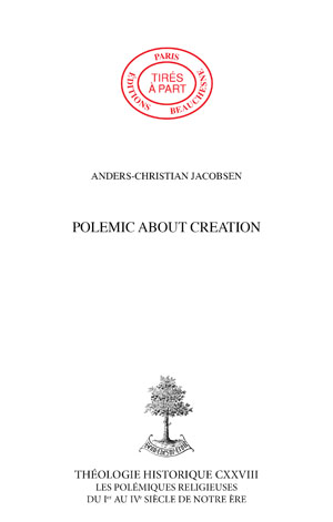 POLEMIC ABOUT CREATION