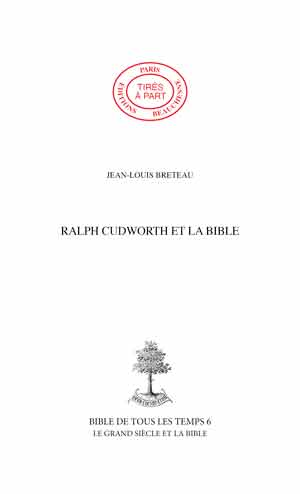 05. RALPH CUDWORTH ET LA BIBLE